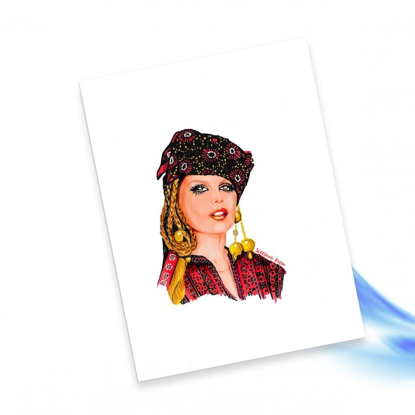 Brigitte Bardot by svetliaciok